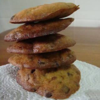 Chocolate Attack! Triple Chocolate Chip Cookies