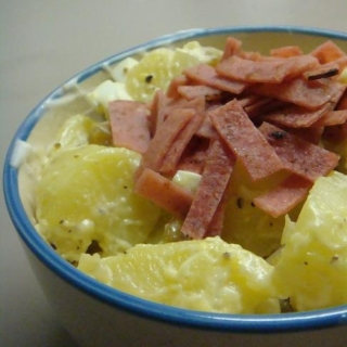 Potato Eggs & Mayo… Potato Salad