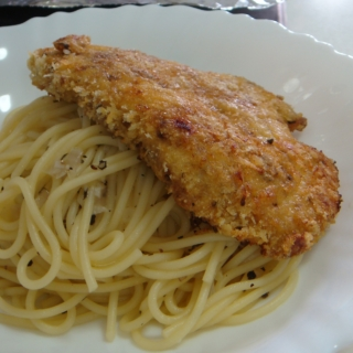 Baked Chicken Cutlet