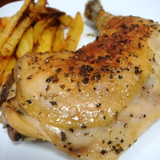 Yummy Yum Yum – Lemon Baked Chicken