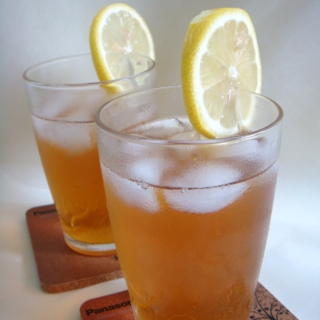 A Drink to Cool the Heat – Ice Lemon Tea