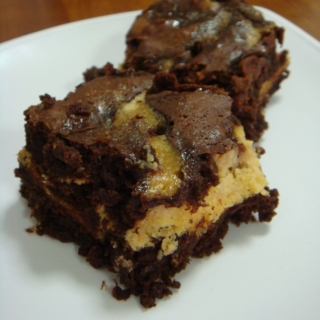 Baileys® Chocolate and Cream Cheese Brownies