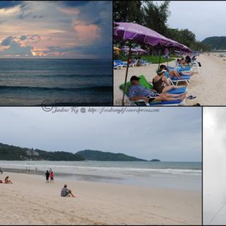 Thailand Phuket Part 1 – Patong Beach & Chao Fah Variety Market