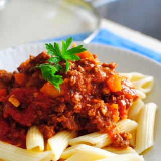 My Favourite Bolognese Sauce
