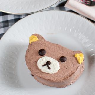 Cuteness~ Rilakkuma Mini Cakes