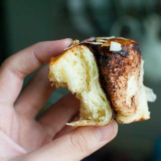 The Home Bakers #10: Danish Chocolate Swirl Coffee Bread
