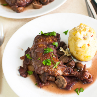 Coq Au Vin (Delia Smith)