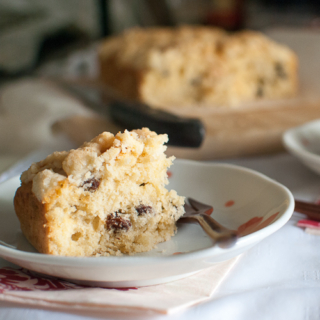 THB#20: Raisin-Almond-Orange Coffee Cake