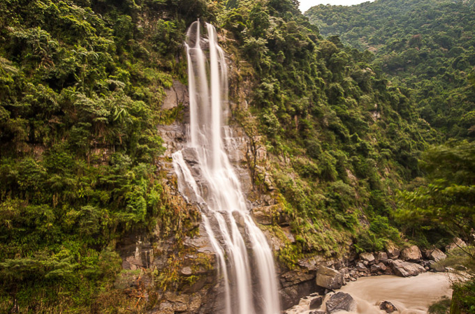 Day Trip out of Taipei 2 – Wulai, Taiwan