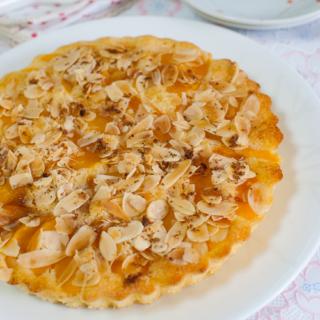 THB #24: Peach-Almond Coffee Cake