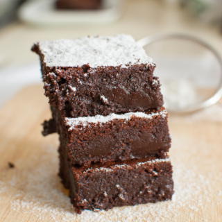 Egg White Chocolate Brownies