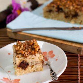 THB #30: Chocolate Walnut Coffee Cake