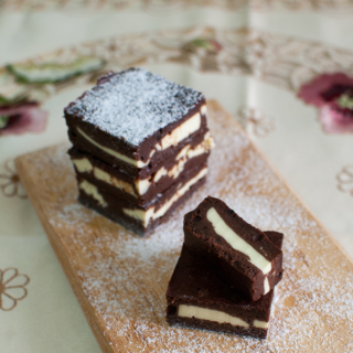 Cream Cheese Brownies (Nigella)