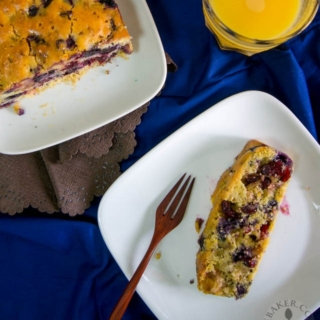 THB #33: Holiday Berry-Nut Cake