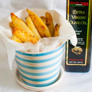 Baked Truffle Fries