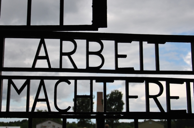 Sachsenhausen Concentration Camp Memorial, Germany