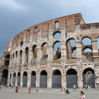 Roaming in Rome, Italy