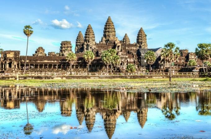 Cambodia Itinerary – Nov 2013, 7 days