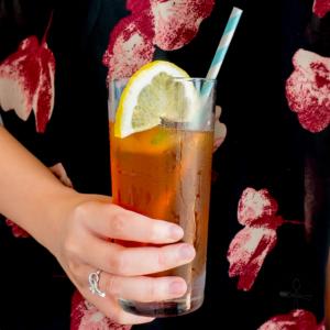 Minty Ice Lemon Tea