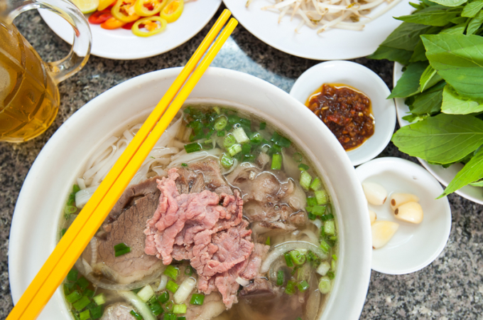 Feasting Through Ho Chi Minh, Vietnam