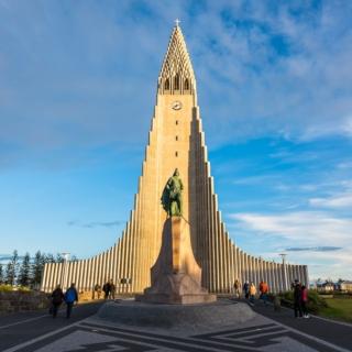 Day 1/22 Iceland: Reykjavik