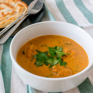 One-Pot Butter Chicken (Murgh Makhani)