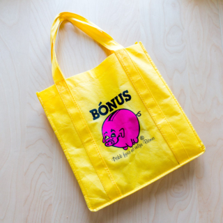 Eating Cheap in Iceland: Bónus Supermarket