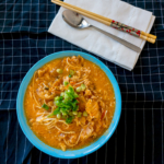 Quick, Easy and Healthy Kimchi Ramyeon