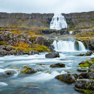 Day 17/22 Iceland: Garðar BA 64, Hnjótur Plane Museum, Látrabjarg, Rauðasandur, Dynjandi