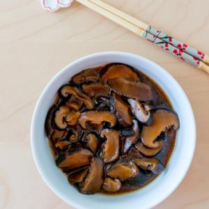 chinese braised mushrooms