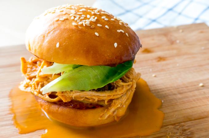 Basic Dinner Rolls & Burger Buns [TangZhong Method]