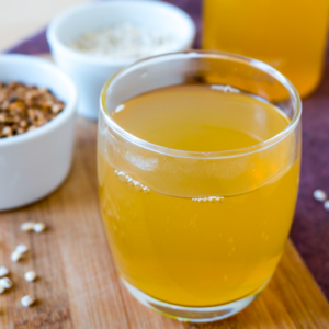 roasted barley tea