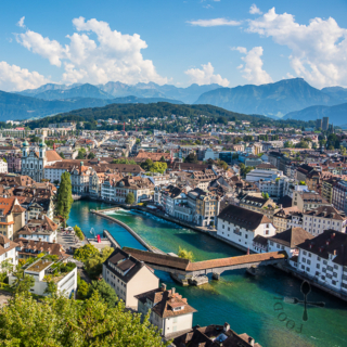 Switzerland Travelogue: 5 Things to See/Do in Lucerne