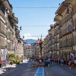 Switerland Travelogue: Day Trip in Bern