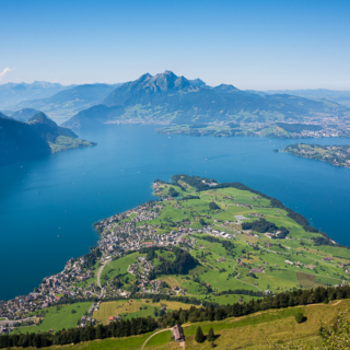 Switzerland Travelogue – Day Trip at Mount Rigi, the Queen of the Mountains