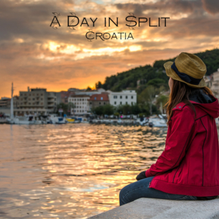 A Day in Split, Croatia