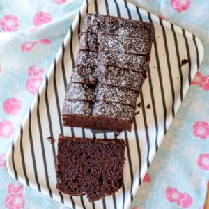 Okara Chocolate Cake