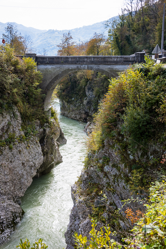 Napoleon Bridge, Slovenia
