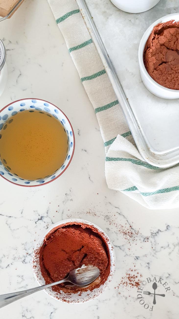 4-Ingredient Flourless Chocolate Cake