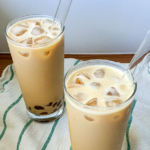 fresh milk bubble tea